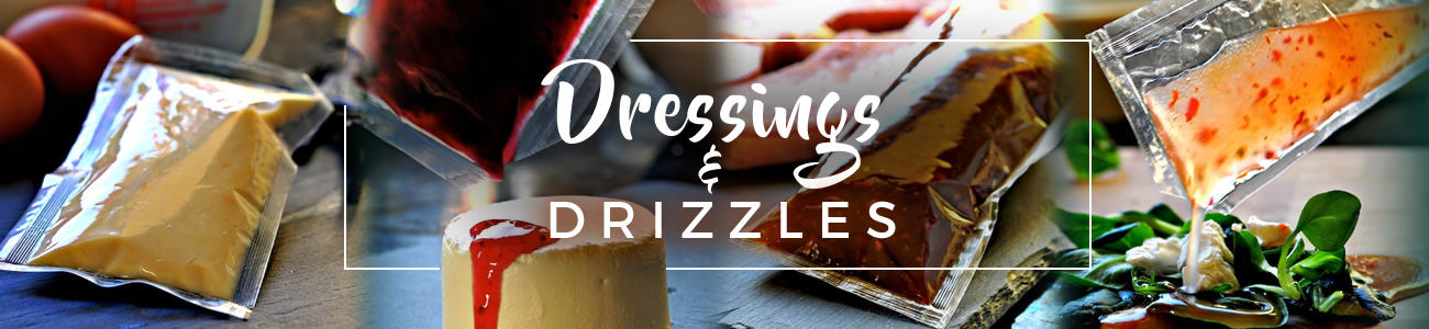 Dressings and drizzles from Bowlander