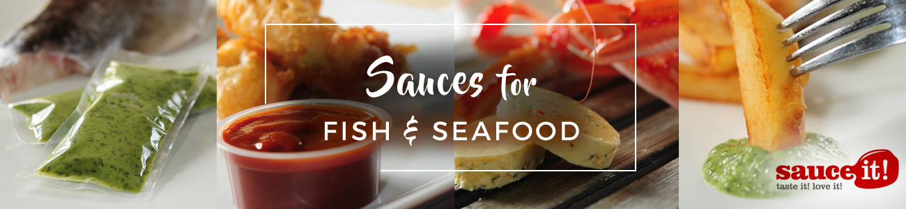 Bowlander sauces for fish and seafood - Sauce it!