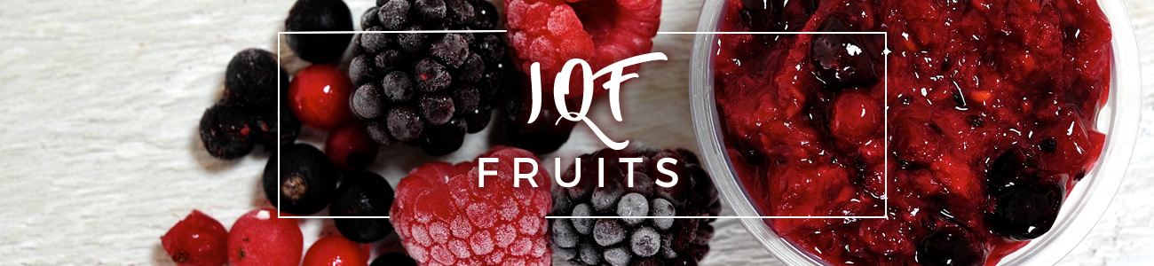 Bowlander IQF fruits